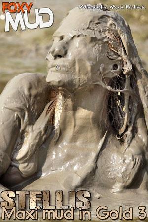 Stellis - Maxi mud in gold 3