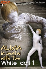 Alixia - White doll 1
