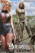 Muddy leather 1