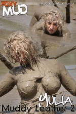 Muddy leather 2