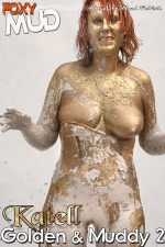 Golden and Muddy 2