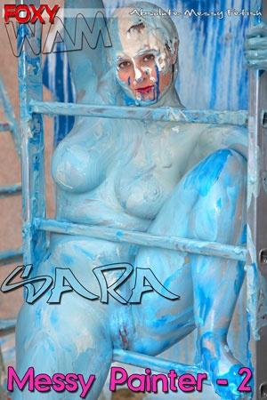 Sara - Messy painter 2
