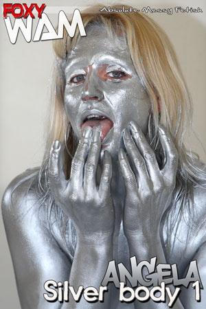 Angela - Silver body 1