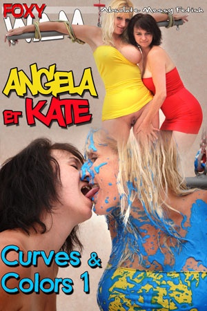 Angela - Curves and Colors 1
