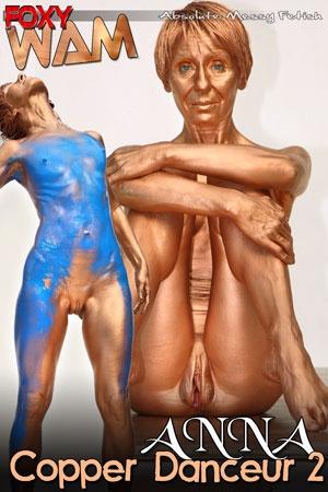 Anna - Copper Danceur 2
