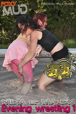 Marion - Evening wrestling 1