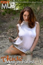 Aude - Mud in forest 1