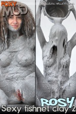 Sexy fishnet clay 2